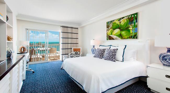 Oceans Edge Key West Hotel & Marina - 基韋斯特 - 臥室