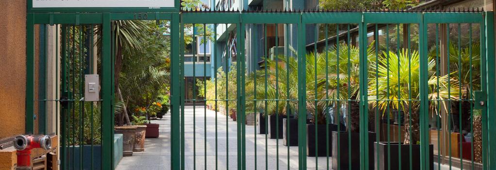 Apart Hotel Cambiaso - 聖地亞哥 - 建築