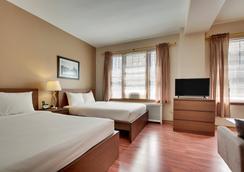 德威特酒店及套房 - 芝加哥 - 臥室