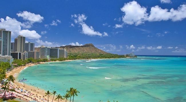 Ambassador Hotel Waikiki - 檀香山 - 建築