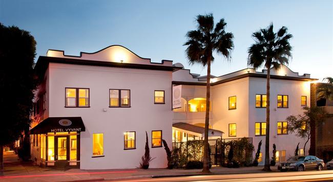 Hotel Vyvant - 聖地亞哥 - 建築