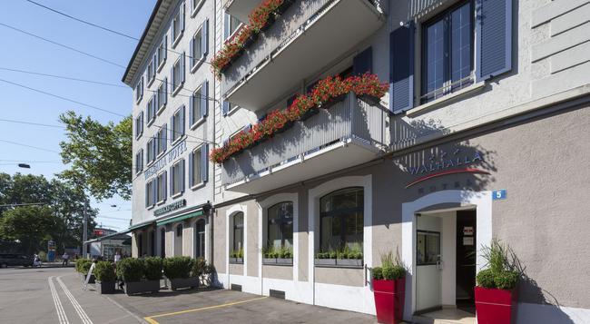 Walhalla Hotel - 蘇黎世 - 建築