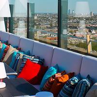 Ramada Apollo Amsterdam Centre Terrace/Patio