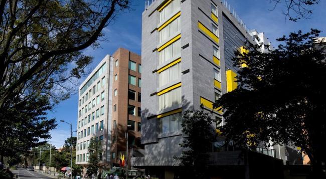 BOG HOTEL - Bogotá - 建築