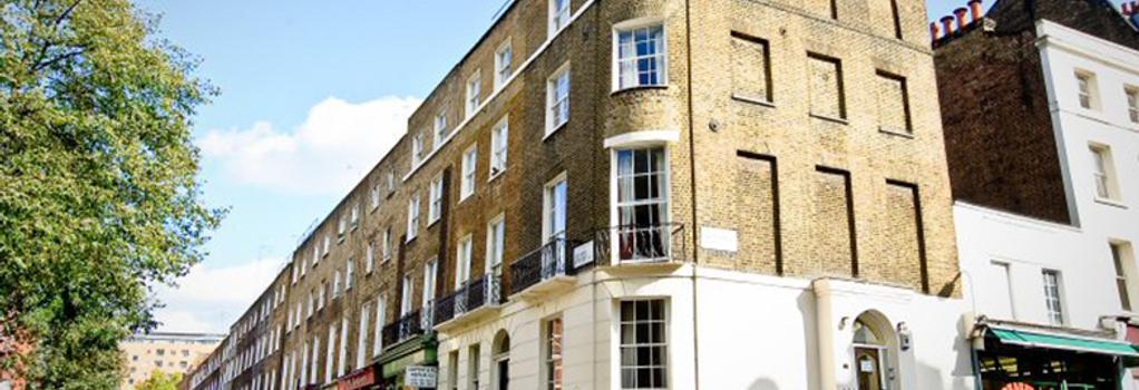 Leigh House Hotel - 倫敦 - 建築