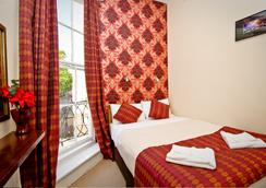 利豪斯酒店 - 倫敦 - 臥室