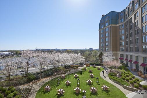 華盛頓首都文華東方飯店 - 華盛頓 - 建築