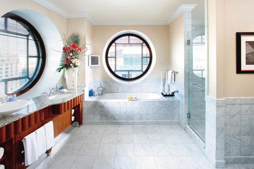 華盛頓首都文華東方飯店 - 華盛頓 - 浴室