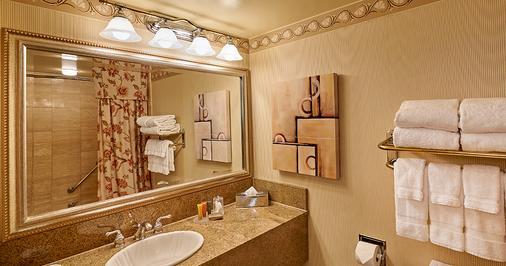 拉斯維加斯金磚賭場飯店 - 拉斯維加斯 - 浴室