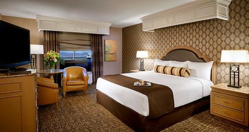 拉斯維加斯金磚賭場飯店 - 拉斯維加斯 - 臥室