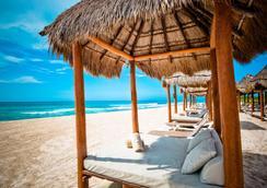 瓦倫丁瑪雅帝國成人全包酒店 - Playa del Carmen - 海灘