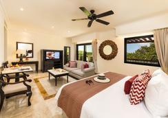 瓦倫丁瑪雅帝國成人全包酒店 - Playa del Carmen - 臥室
