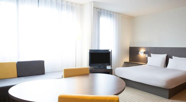Novotel Suites Paris Montreuil Vincennes - 巴黎 - 臥室