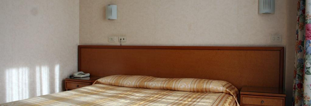 Hotel Città 2000 - 羅馬 - 臥室