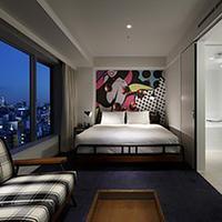 Shinjuku Granbell Hotel Guestroom