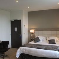 Hotel Restaurant L'Esturgeon Guestroom