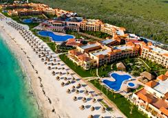 海洋珊瑚松綠石全包酒店 - 莫雷洛斯港 - 室外景