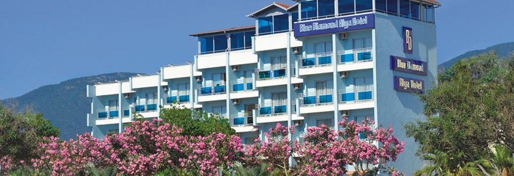 Blue Diamond Alya Hotel - 阿拉尼亞 - 建築