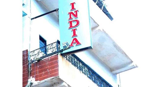 Hotel New India - 孟買 - 室外景