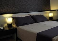 Hotel New York - 米蘭 - 臥室