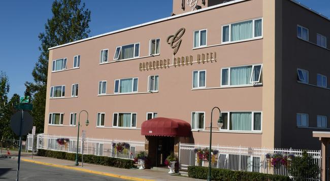 Anchorage Grand Hotel - 安克雷奇 - 建築