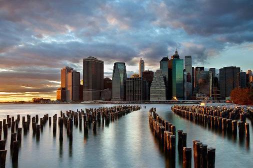 紐約大都會希爾頓逸林酒店 - 紐約 - 室外景
