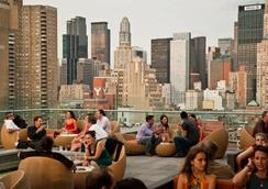 紐約大都會希爾頓逸林飯店 - 紐約 - 露天屋頂