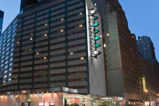紐約大都會希爾頓逸林酒店 - 紐約 - 建築