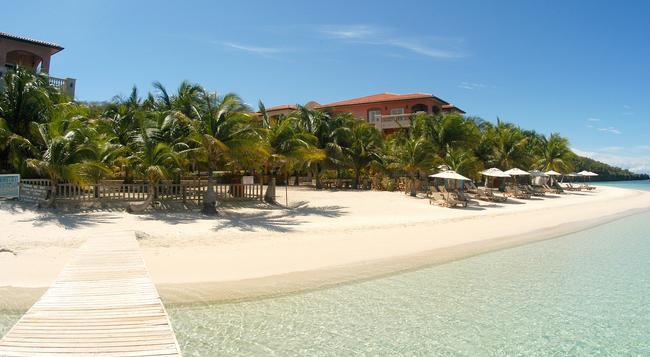 Infinity Bay Spa & Beach Resort - 羅丹島 - 建築