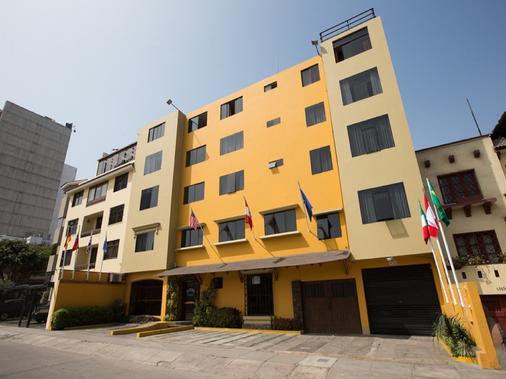 涅槃酒店 - 利馬 - 建築