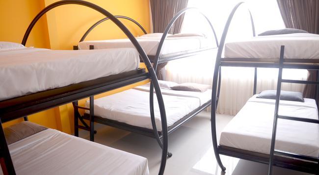 Sla Boutique Hostel - Phnom Penh - 臥室