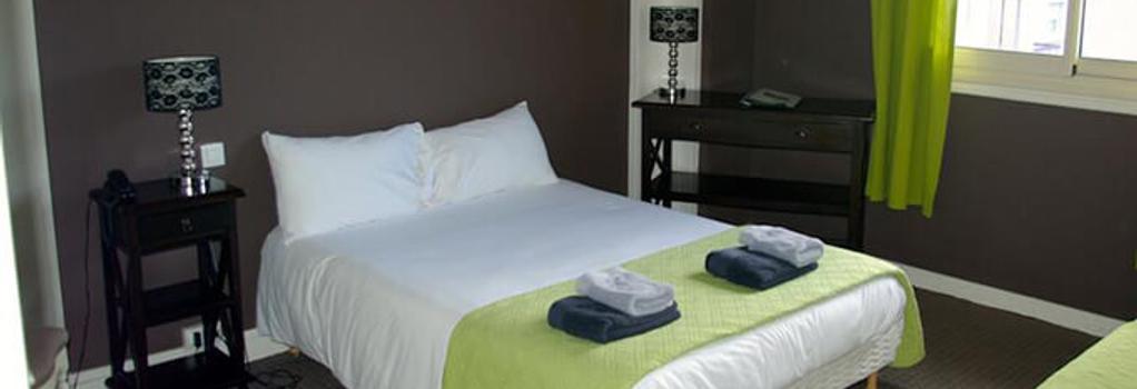 Hôtel Akena Hf - 里摩日 - 臥室