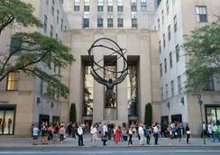 珠寶洛克菲勒中心酒店 - 紐約 - 建築
