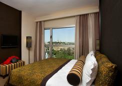 耶路撒冷丹精品酒店 - 耶路撒冷 - 臥室