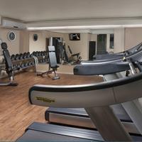 The Dan Carmel Hotel Gym