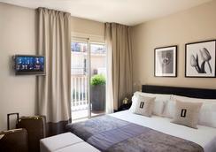巴塞羅那穆爾姆裡酒店 - 巴塞隆拿 - 臥室