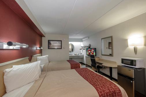 塔拉哈西大學紅屋頂客棧 - 塔拉哈西 - 臥室