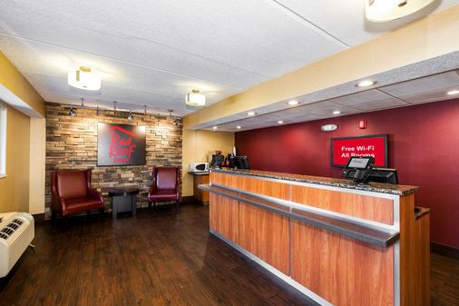 塔拉哈西大學紅屋頂客棧 - 塔拉哈西 - 櫃檯