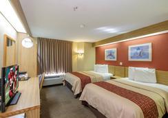 彭薩科拉展覽中心紅屋頂汽車旅館 - 彭薩科拉 - 臥室