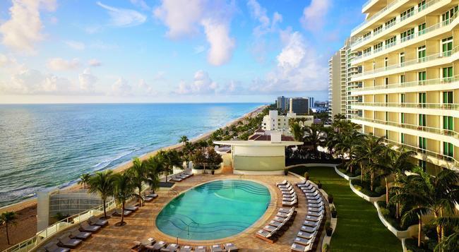 The Ritz-Carlton Fort Lauderdale - 勞德代爾堡 - 建築