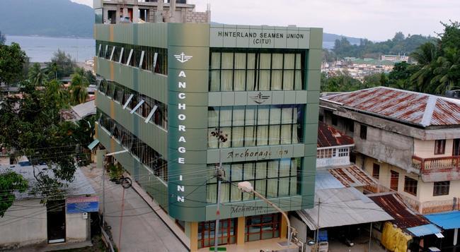 Hotel Anchorage Inn - Port Blair - 布萊爾港 - 建築