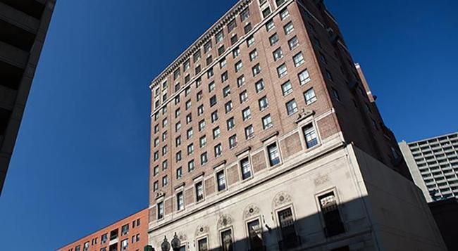 Courtyard by Marriott Boston Downtown - 波士頓 - 建築
